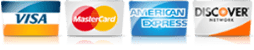 For Ductless Air Conditioning in Washington UT, we accept most major credit cards.